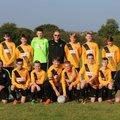 Martham F.C. U15 2 - 2 Waveney F.C. U15 Tigers