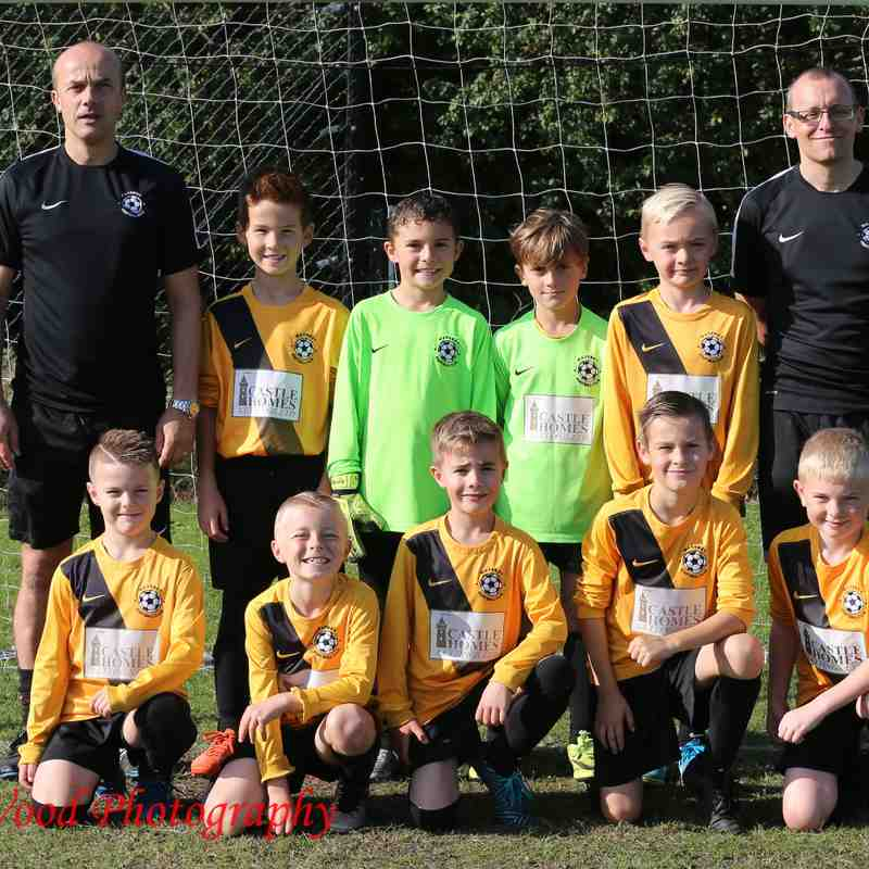 Waveney u9 SnowLeopards v Shrublands JuniorFC u9's