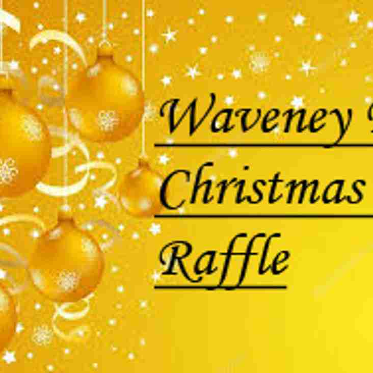 Waveney FC Christmas Raffle