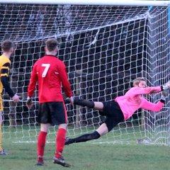 Long Stratton 0 Waveney FC 0