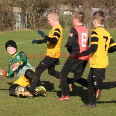 Waveney U9 Cheetahs v Gorleston Rangers Ospreys U9's