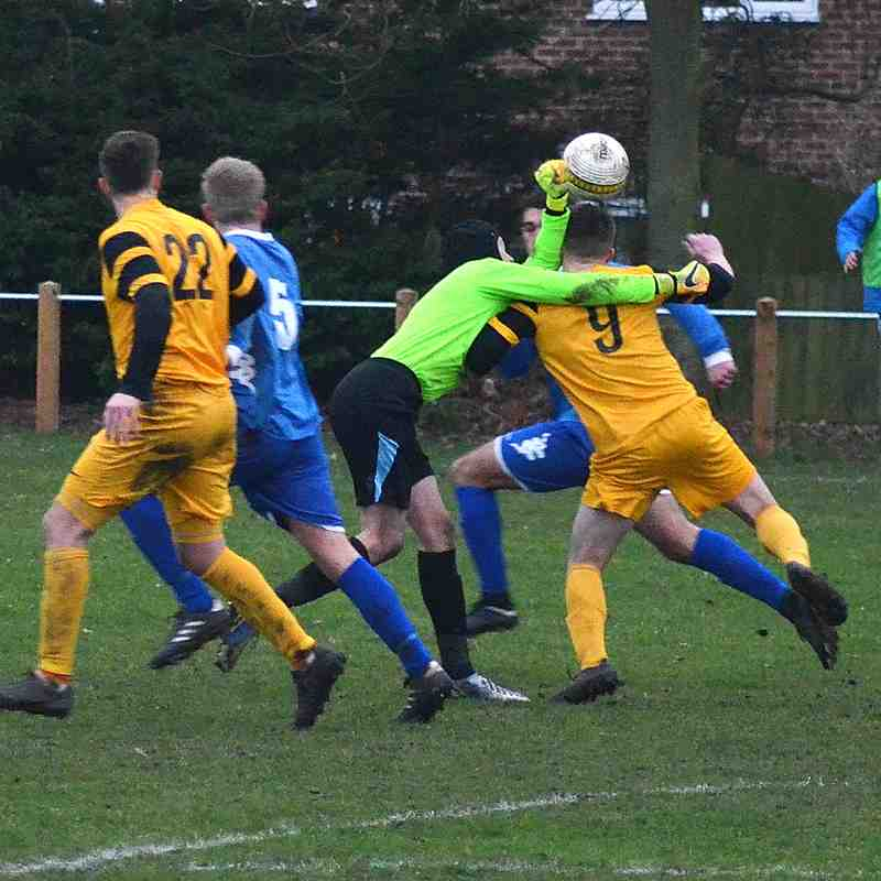 Waveney FC 0 Wroxham Reserves 4 by Mick Howes