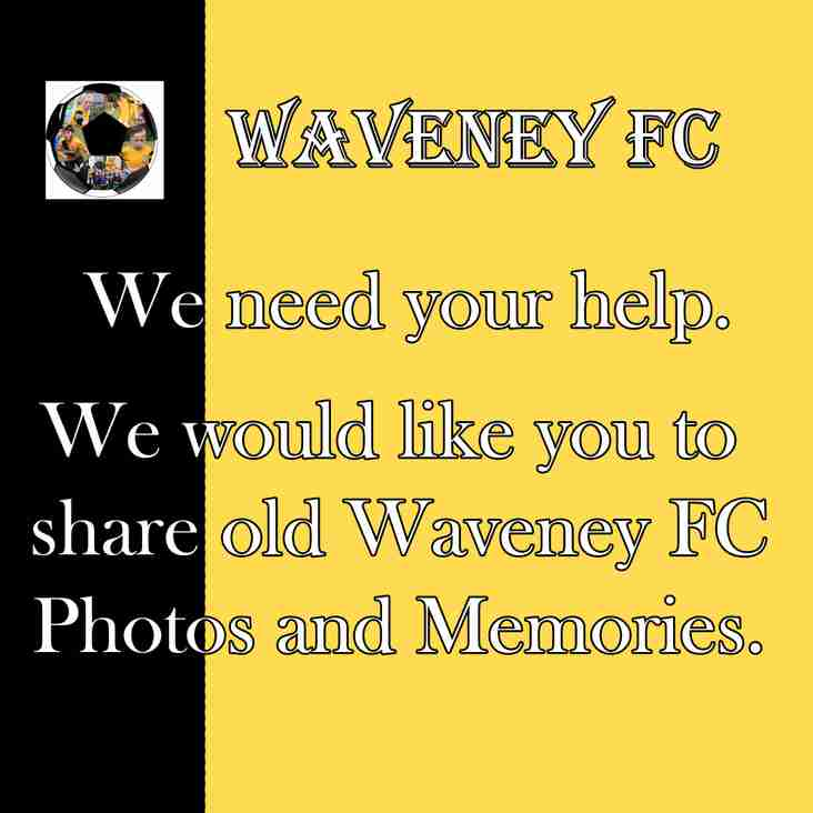 Waveney FC 40th Anniversary Celebrations