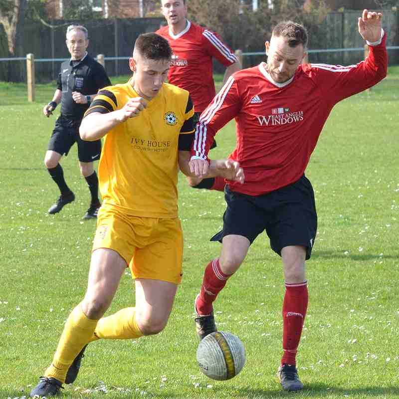 Waveney FC 2 Blofield United 1 by Mick Howes