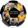 Three of our girls teams were in cup finals this weekend.