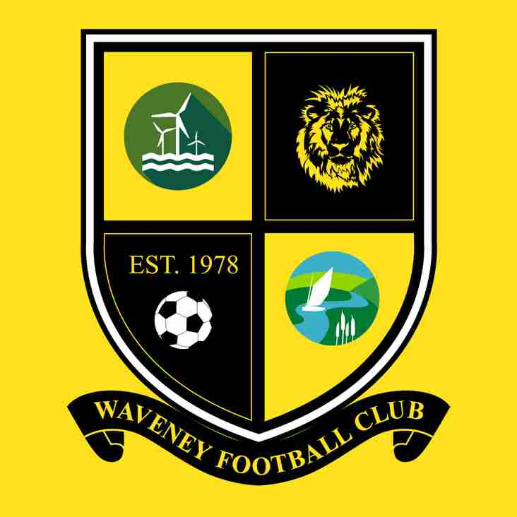 Waveney First team pre-season arrangements