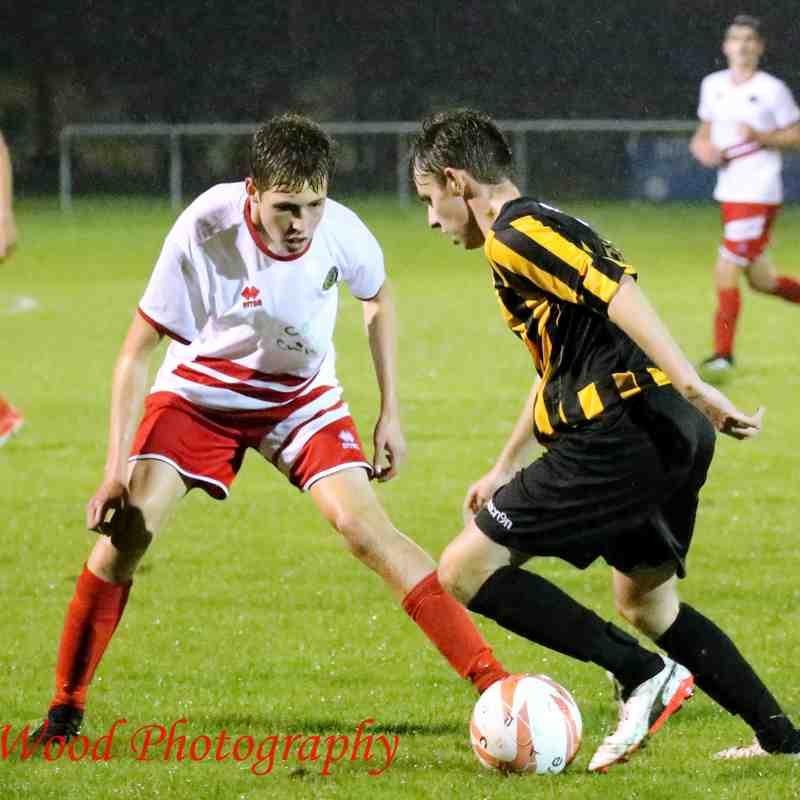 Beccles Town U18's v GYTFC U18's