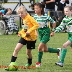 Waveney FC U12  Foxes Girls v Gorleston Rangers FC U12 Girls Falcons