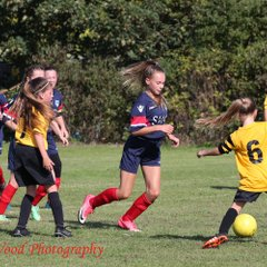 Waveney FC U13 Cougars Girls v Bure Valley Wildcats FC U13 Wildcats G
