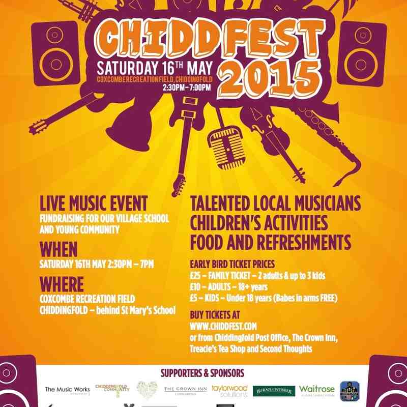 Chiddfest poster