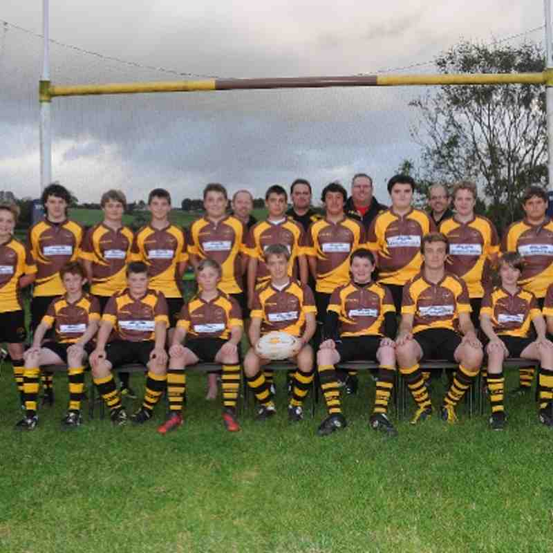 Camels U14's team sponsorship photos