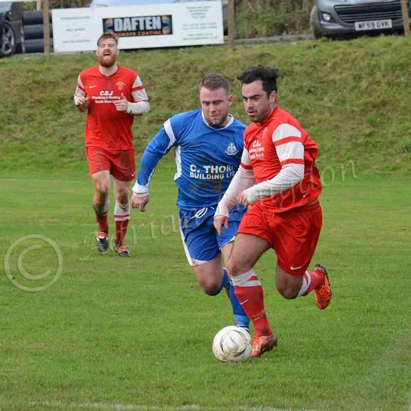 Wadebridge Town v Liskeard Athletic 17.1.2015