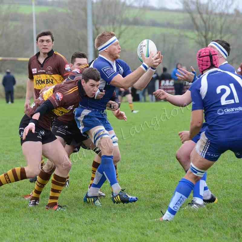 Wadebridge Camels v Kingsbridge 28.11.2015