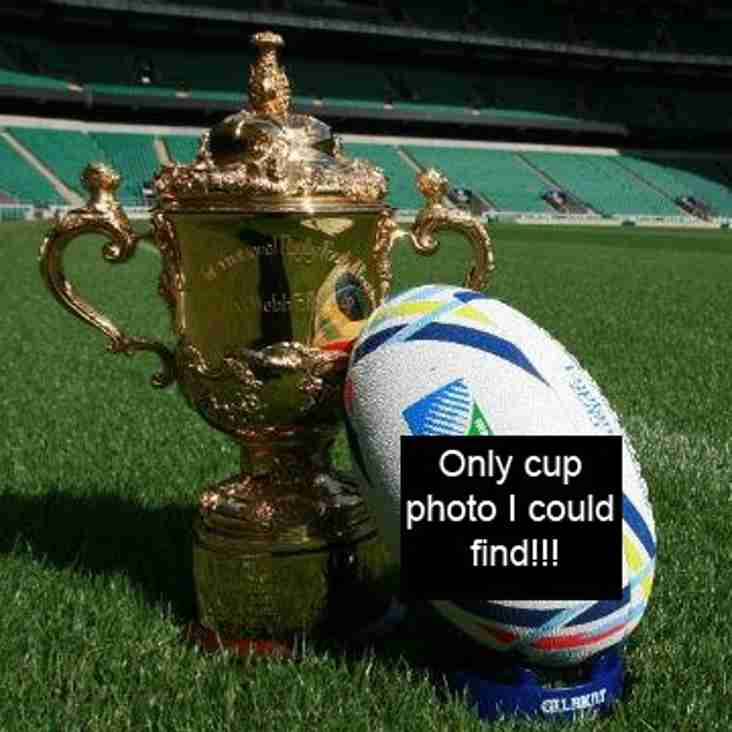 Cup game at home to Matson Sat 6th Feb!!!!!!