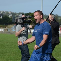Phil Vickery MBE at Wadebridge Camels
