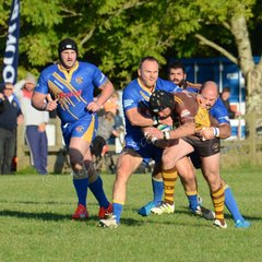 Camels v Truro 22nd Oct 2016