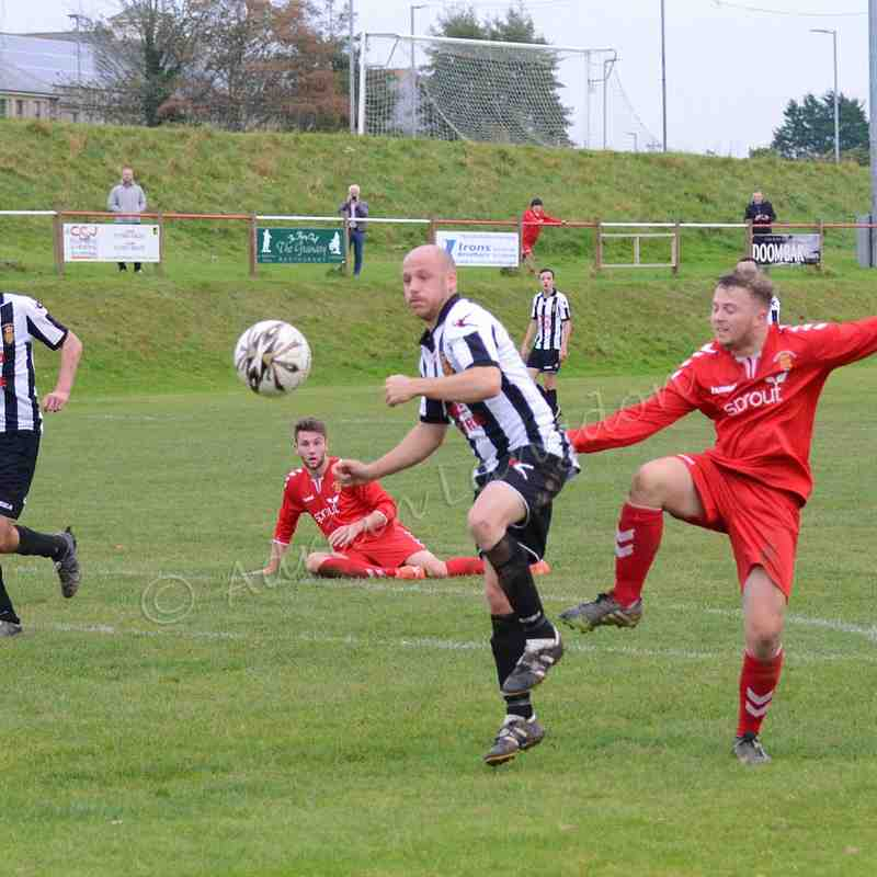 Wadebridge Town v Illogan 29th Oct 2016