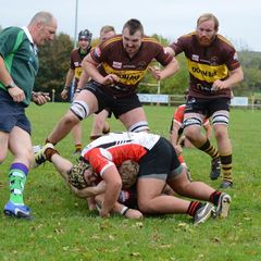 Wadebridge Camels v Wellington 29th Oct 2016