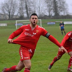 Wadebridge Town v Elburton Villa 7th January 2017.