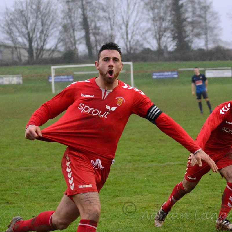 Wadebridge Town 4 v Mousehole 2