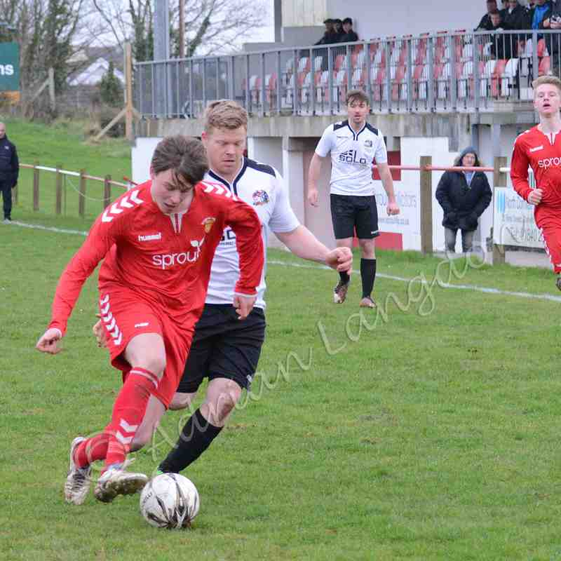 Wadebridge Town v Penzance 11th Feb 2017