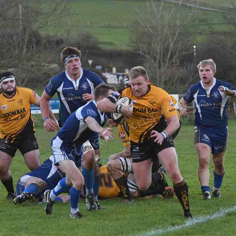 Camels v Kingsbridge_ 25th Nov 2017.