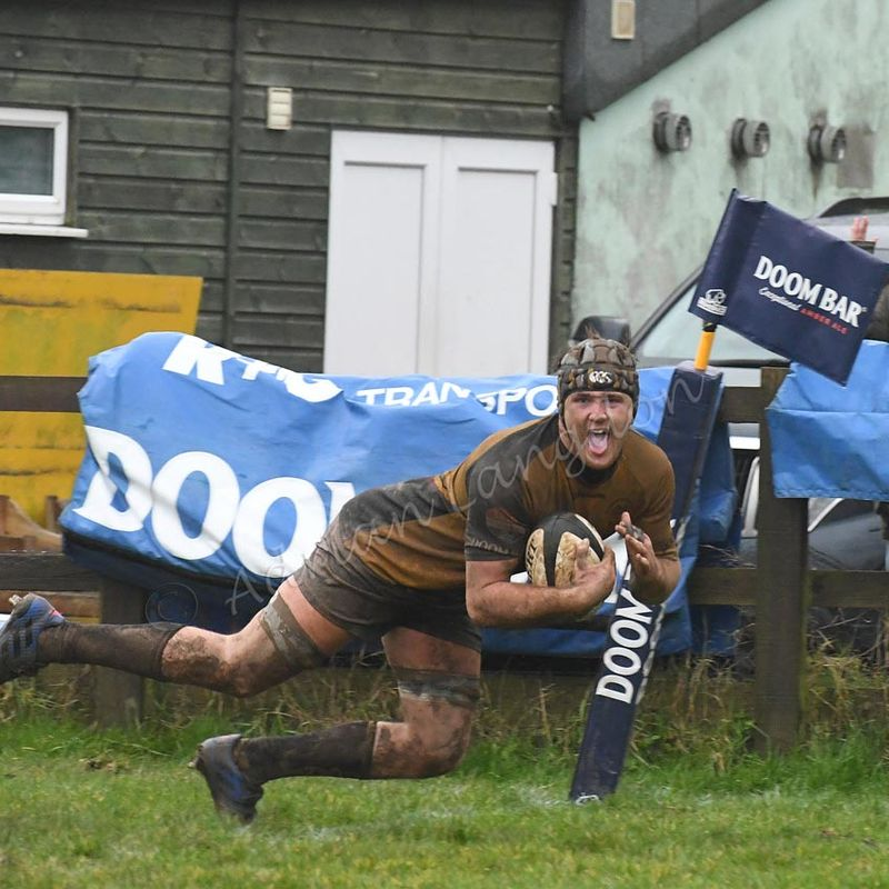 Cornwall Cup semi-final Wadebridge Camels 22 pts v Launceston 13 pts
