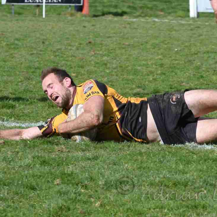 St.Austell 15 pts v Camels 19 pts