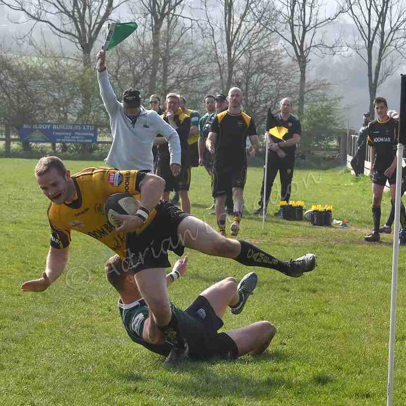 Camels v Sidmouth 14th April 2018
