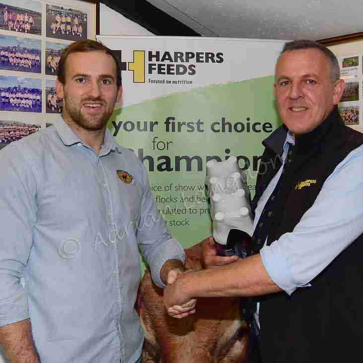 Harpers Feeds Man of the match