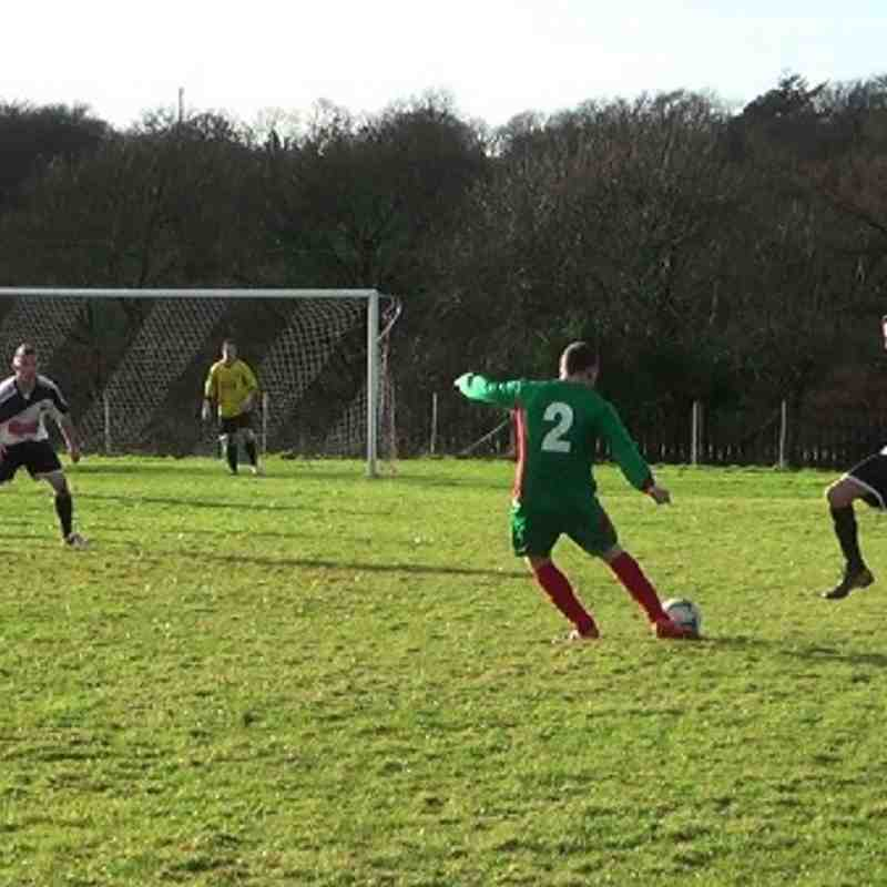 Llandegfan AFC 7-0 Holy Isle FC