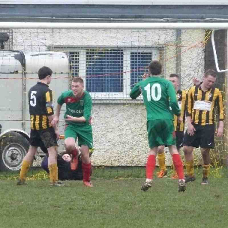 Menai Bridge v Llandegfan AFC (Elias Cup Semi Final)