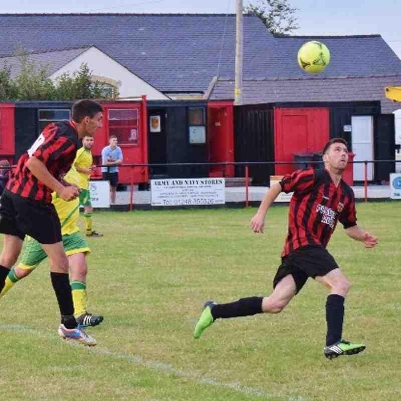 Gaerwen Reserves 1 - 3 Pentraeth