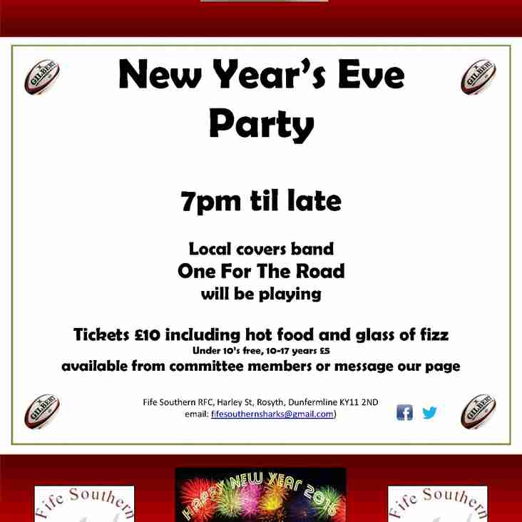 New Year 's Eve Party