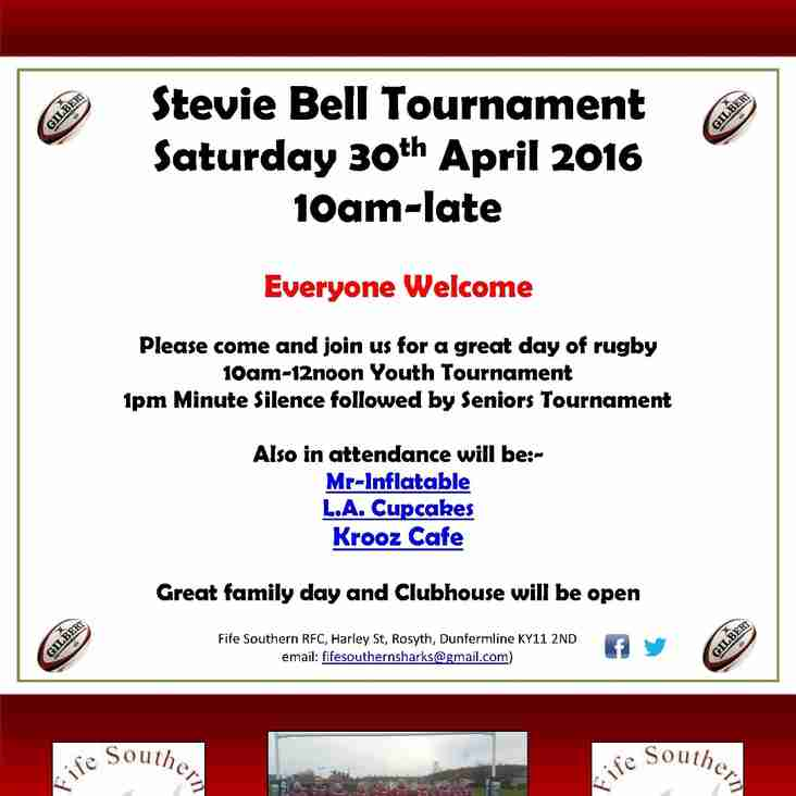 Stevie Bell Tournament 2016