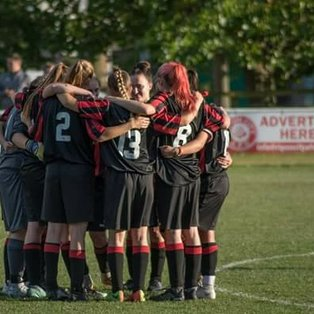 Opening day win for ladies first team