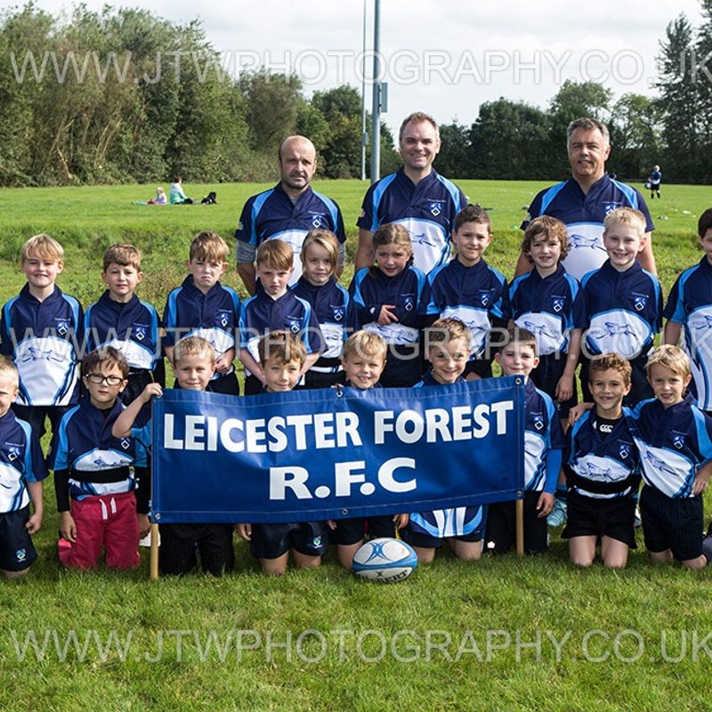 Leicester Forest RFC vs. Leicester Lions (Remembrance)