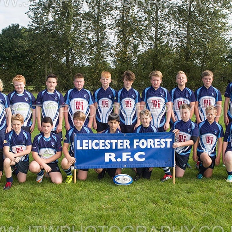 Under 14s (Year 9) lose to Syston