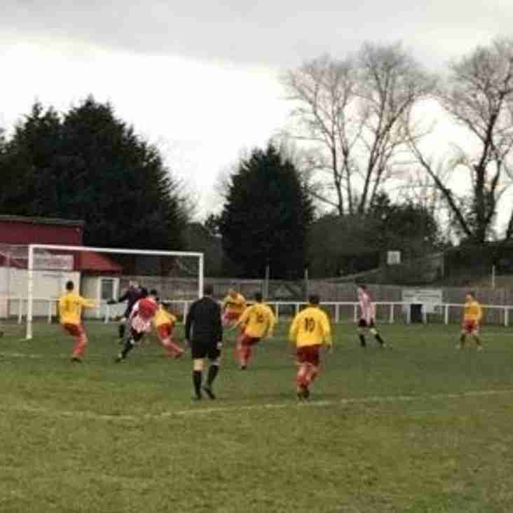 Vics Shocked By Heavy Home Defeat