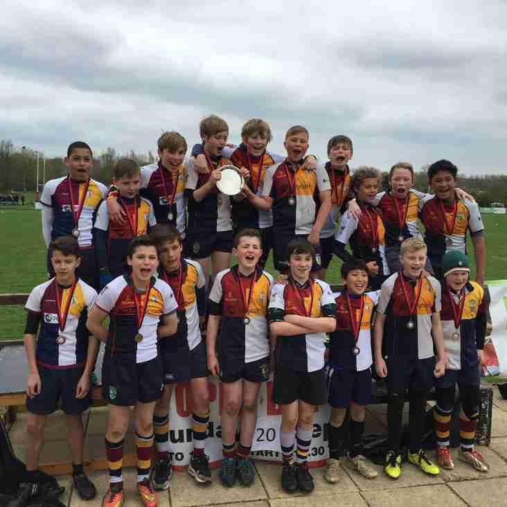 U12s Retain County Championship Title
