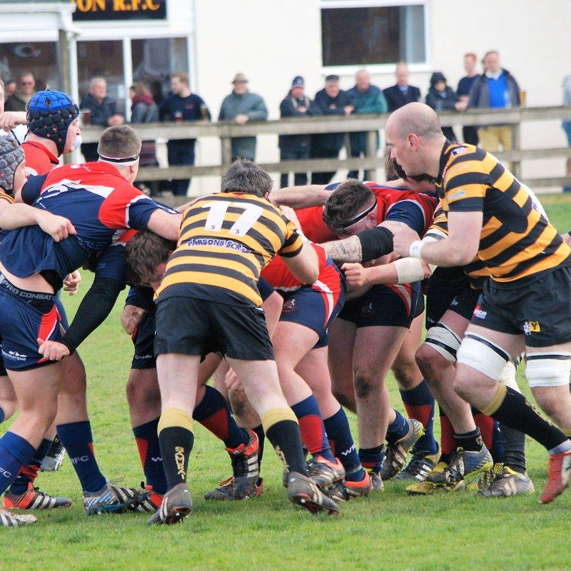 Wiveliscombe vs. Bristol Barbarians