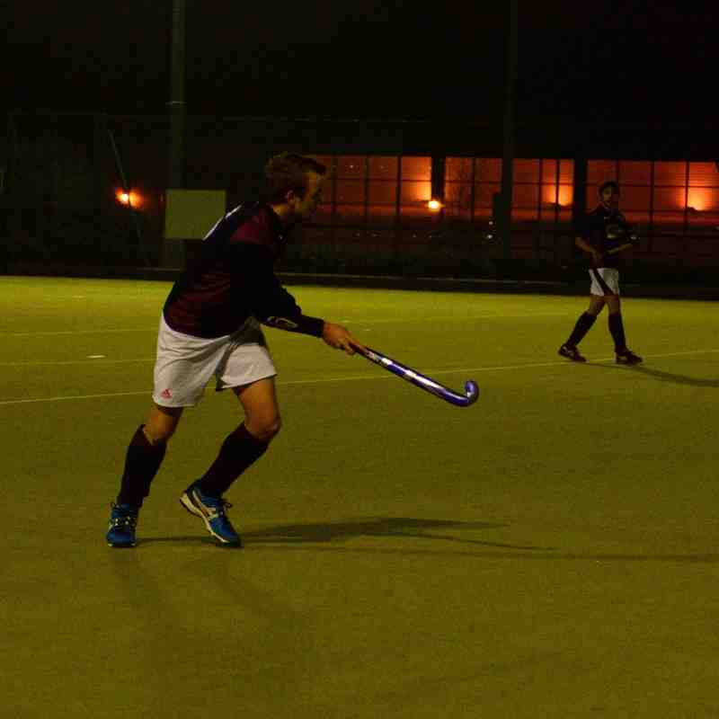 Men's 1st XI v Surbiton Academy - 18th March 2015