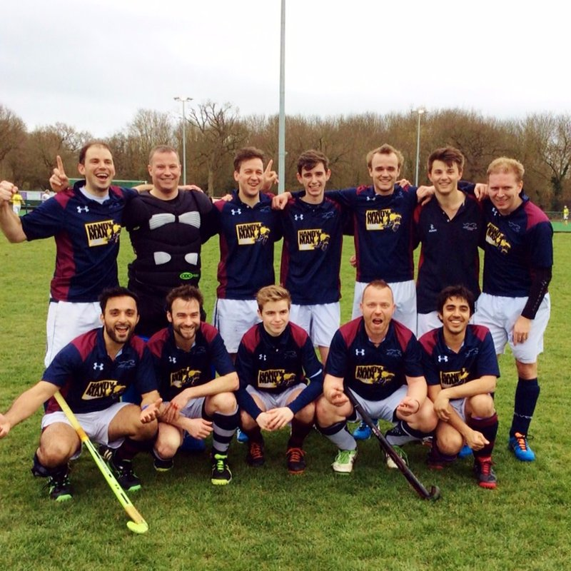 Men's 1st XI lose to Wanderers 3 4 - 3