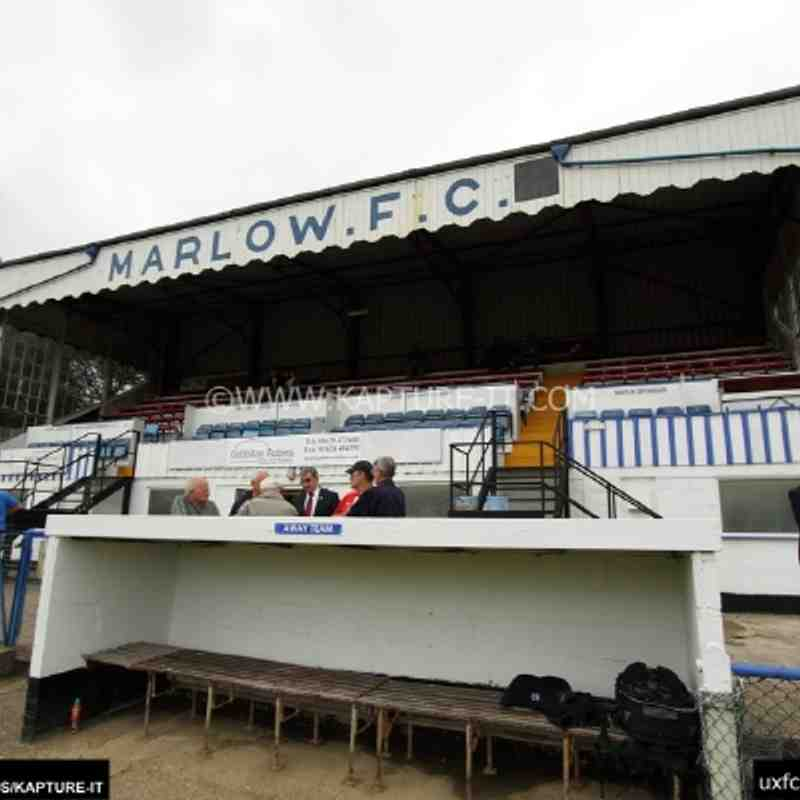 Marlow_FC 13-Aug-2011 (2-2)