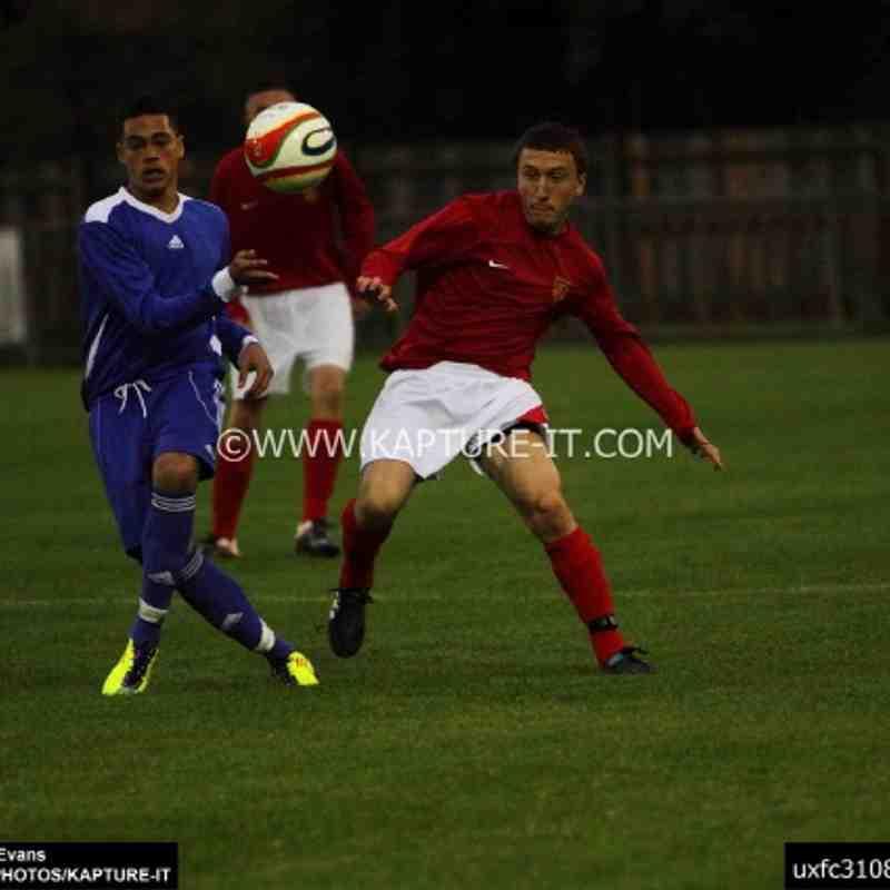 QPR 31-Aug-2011 (1-0)