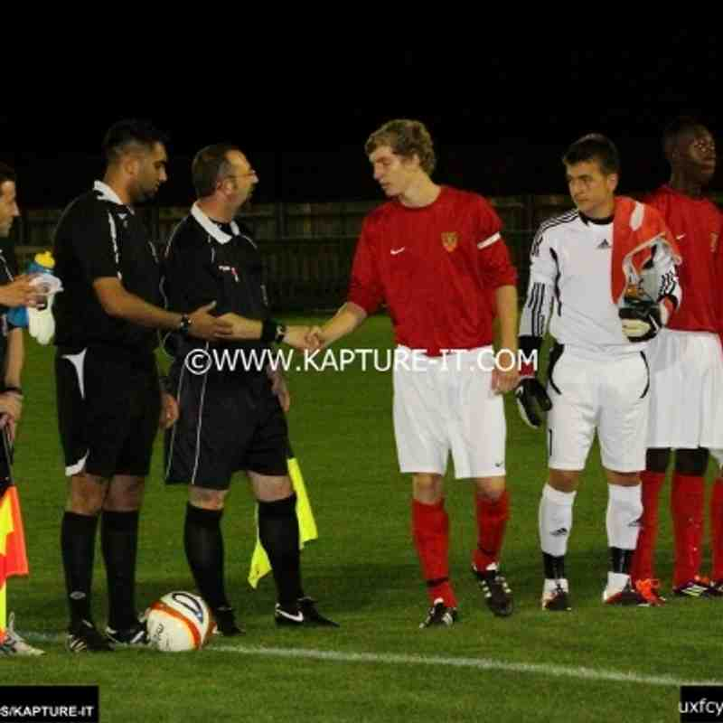 Enfield Town FC 21-Sept-2011