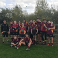 Under 14's beat Buckingham 10 - 25