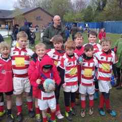 U9's prove themselves at Eton Manor