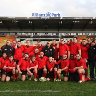 Saracens put together an amazing display to beat top of the league!