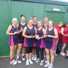 Swindon League Division 2 Winners 2013/14